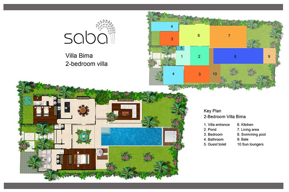 Bima floorplan