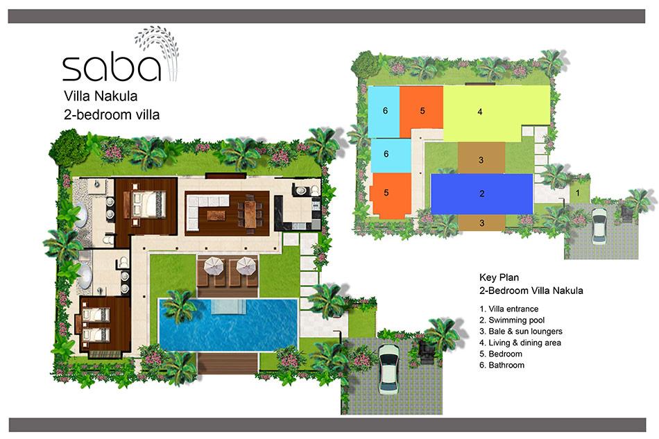 Nakula floorplan