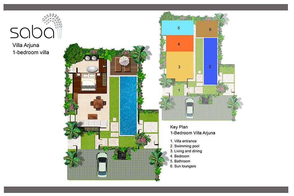 arjuna floorplan